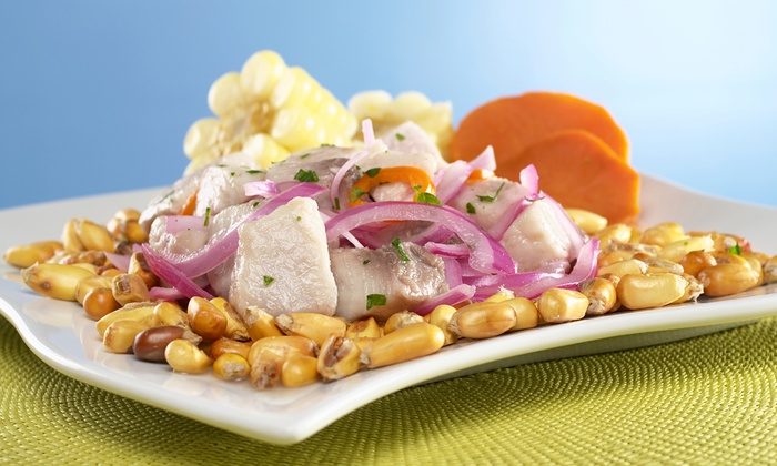 Ceviche and Grille - North Miami Beach: $15 for $30 Worth of Peruvian Cuisine for Dinner at Ceviche and Grille