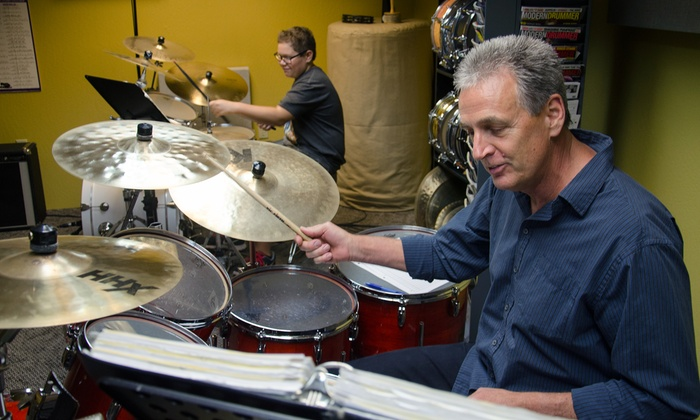 Steve Trovao Drums - Napa: Two or Four 30-Minute Drum Lessons at Steve Trovao Drums (Up to 50% Off)