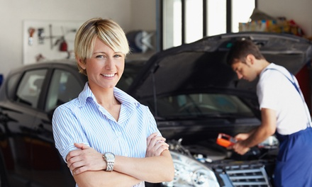 Oil Change and Tire Rotation, or a One-Year Auto-Maintenance Package at Honest-1 Auto Care (Up to 80% Off)