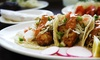 Sazon Mexican Kitchen OOB - Downtown Bellevue: Upscale Mexican Cuisine for Dinner for Two or Four at Sazon Mexican Kitchen (42% Off)