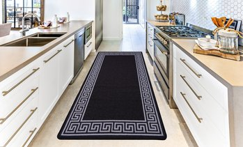 Non-Slip Gel-Back Door Entrance Mat