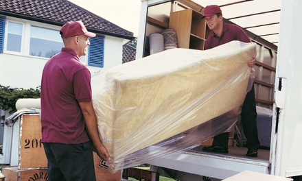 Two or Four Hours of Moving Services from JoChas Moving & Delivery (50% Off)