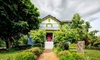 High Meadows Vineyard Inn And - Scottsville, VA: 2-Night Stay for Two with Dinner, Flowers, and Wine at High Meadows Vineyard Inn in Virginia Wine Country
