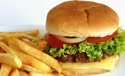 $12 for Three Groupons, Each Good for One Combo Meal at Papa's Burgers ($24 Value)