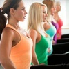 Up to 78% off of Barre & TRX Classes