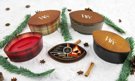 Set di candele WoodWick® Ellipse
