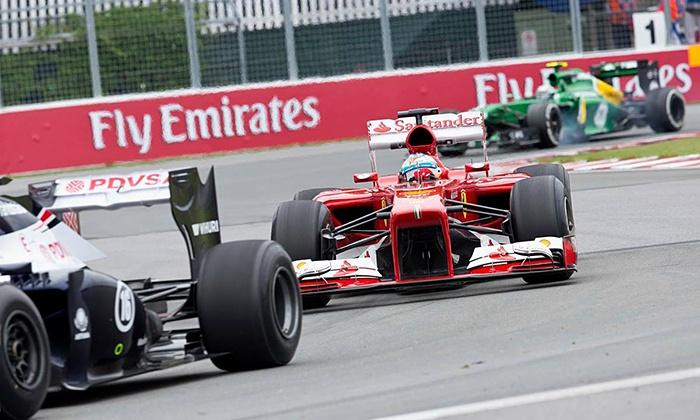 Grand Prix du Canada - Sainte-Marie: $199 for a Three-Day Pass to Grand Prix du Canada 2014 on June 6–8 at Circuit Gilles-Villeneuve ($267.50 Value)