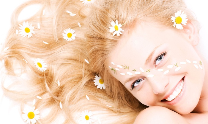 Luxz Esthetics - Downtown Honolulu: Microcurrent Facial with Elastin Infusion or Microdermabrasion with LED Treatment at Luxz Esthetics (Up to 60% Off)