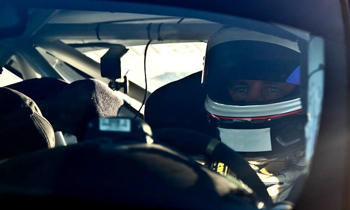 Chuckwalla Valley Raceway - Desert Center: Mustang Driving Experience or a Half- or Full-Day Racing-School Course at Chuckwalla Valley Raceway (50% Off)