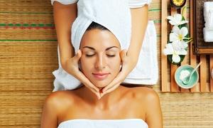 Beauté Celeste: Soin du visage polynésien d'1h, option soin dos nu dès 25 € chez Beauté Celeste