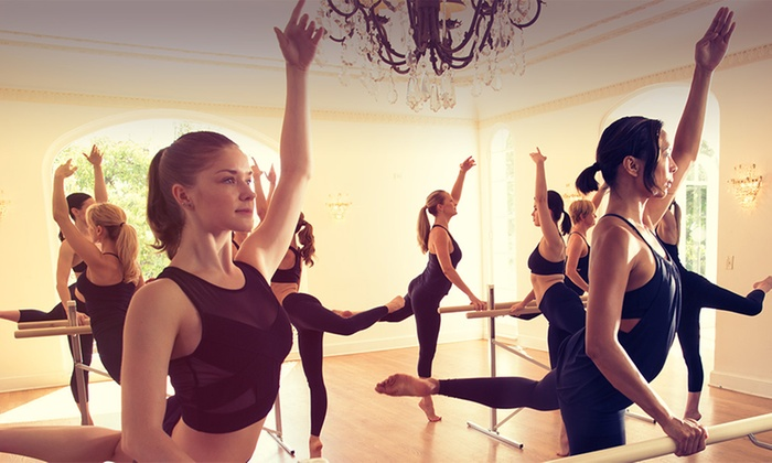 Cardio Barre - Brentwood: $39 for 10 Cardio Barre Classes at Cardio Barre Brentwood ($170 Value)