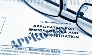 $25 For $50 Groupon — Immigration Consultants