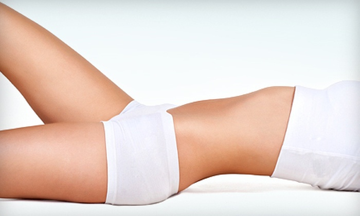 Reverse Aging Clinic - Dixie: One or Two Sweatonic Body Wraps, or Body Wrap with Cellulite-Drainage Massage at Reverse Aging Clinic (Up to 68% Off)