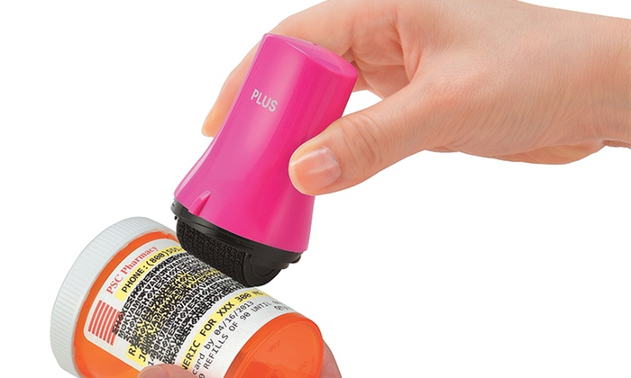 Advanced Guard Your ID Stamp Rollers
