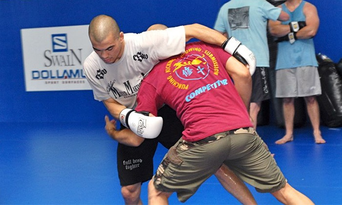Lightning MMA - Laguna Hills: Up to 70% Off Squash — Lightning MMA