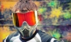 OOB: Wasilla SplatterHouse Paintball - Wasilla: Day of Paintball with Equipment Rentals for 2, 4, or 10 at Wasilla SplatterHouse Paintball (Up to 61% Off)