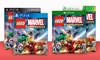 LEGO Marvel Super Heroes: LEGO Marvel Super Heroes. Multiple Console Versions Available from $24.99–$34.99. Free Returns.