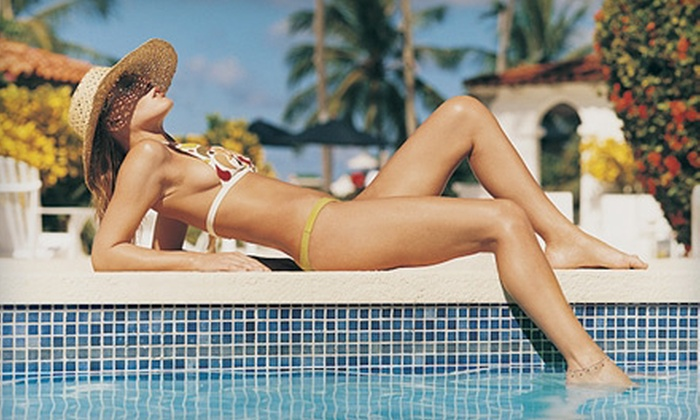 Diva Sprays - Somerset Manor: Two, Four, or Six Custom Spray Tans at Diva Sprays (Up to 66% Off)