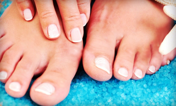 Paradise Med Spas of Texas - Lubbock: Laser Nail-Fungus Removal for One or Both Hands or Feet at Paradise Med Spas of Texas (Up to 67% Off)