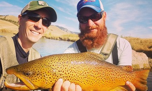Minturn Anglers: One-Day Beginner Fly-Fishing School for One or Two from Minturn Anglers (66% Off)