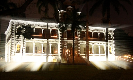 Haunted Walking Tour for Two or Four from Oahu Ghost Tours (Up to 52% Off)