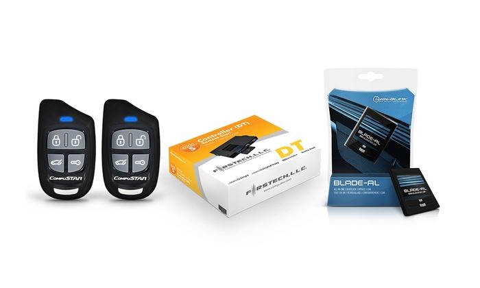 J & J Automotive - Westside: $199 for a CompuStar Remote Car Starter with Installation ($400 Value)