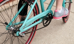 Chain Reaction Bicycles: $59 for a Bicycle Overhaul and Inner Tube at Chain Reaction Bike Shop ($120 Value)