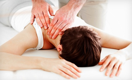$30 for One 60-Minute Customized Massage at Rx Massage Company ($65 Value)