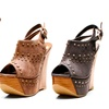$29.99 for Two Lips Too Corrupt Platform Wedges