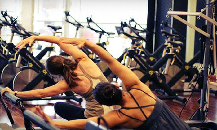 Life Cycle Pilates - Braeswood Place: Spinning, Zumba, or Pilates Reformer Classes at Life Cycle Pilates (Up to 76% Off). Three Options Available.