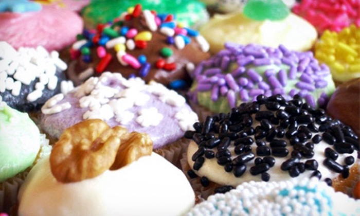 Tracie Cakes - West Des Moines: One Dozen or Two Dozen Cupcakes from Tracie Cakes (Half Off)