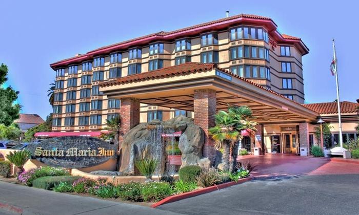 Santa Maria Inn - Santa Maria, CA: One-Night Stay at Santa Maria Inn in Santa Maria, CA