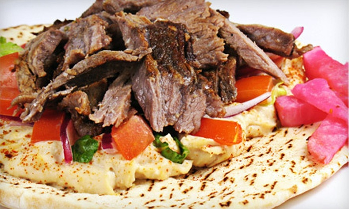 The White Tower Restaurant - Varsity View: $20 for $40 Worth of Greek Dinner Fare at The White Tower Restaurant