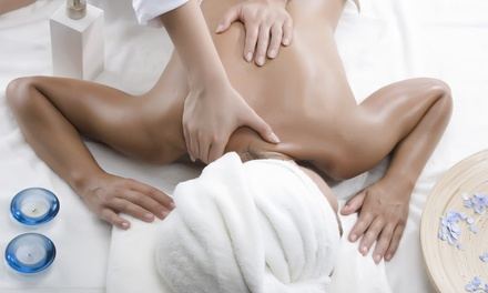 60-Minute Peppermint Massage for One or Two at Ageless Wellness Center (56% Off)