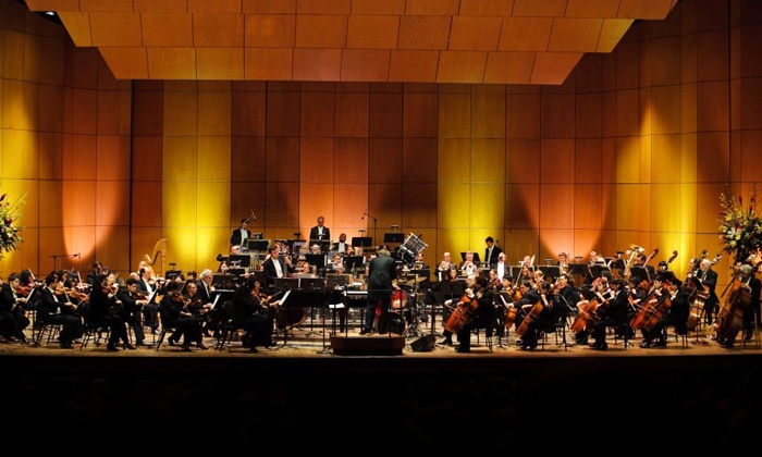 "Baton Rouge Symphony Orchestra: ""Home for the Holidays"" - Baton Rouge River Center Theatre: BRSO: ""Home for the Holidays"" at River Center Theatre for the Performing Arts on December 8 (Up to 51% Off)"