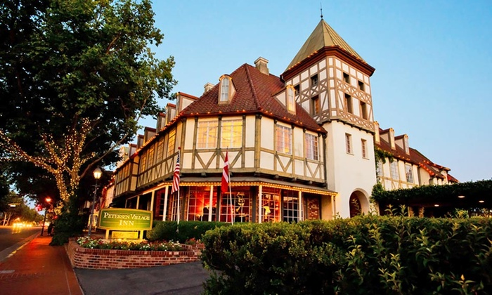 null - Los Angeles: Stay with Wine Tasting at Petersen Village Inn, in Solvang, CA, with Dates into November