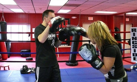 $49 for One Month of Unlimited Krav Maga Classes at Krav Maga Illinois ($149 Value)