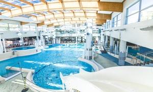 Aquapark Sopot: Całodzienny bilet na baseny dla 2 osób za 59,90 zł i więcej opcji w Aquaparku Sopot (do -52%)