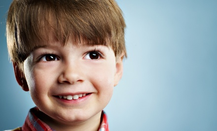 Children's Dental Exam Package for One or Two Kids at Children's Dental Care (85% Off)