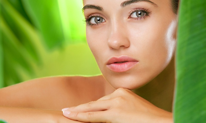Flawless Face & Body - San Marcos: Corrective Facial with Hand and Arm Massage or Chemical Peel at Flawless Face & Body (Up to 52% Off)