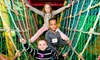 Bramley's Big Adventure - London: Soft Play with Soft Drink for Up to Four at Bramley's Big Adventure (Up to 64% Off)