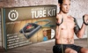 Natural Fitness Resistance-Tube Kit: $14.99 for a Natural Fitness Resistance-Tube Kit ($29.99 List Price). Free Returns.