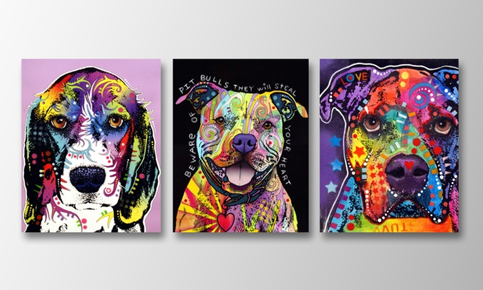 """23""""x18"""" Dean Russo Pet Print: 23""""x18"""" Dean Russo Pet Print. Multiple Prints Available. Free Returns."""