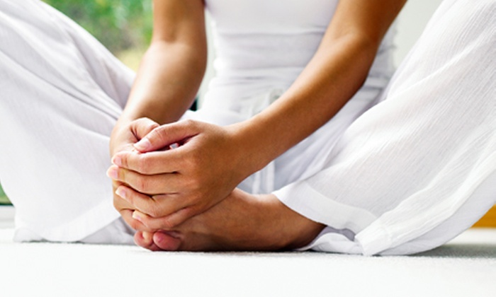 Inspired Aging - Mankato: Five Drop-In Yoga Classes or One Month of Unlimited Yoga Classes at Inspired Aging (51% Off)