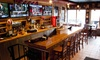 The Senate Sports Tavern & Eatery - Byward Market - Parliament Hill: Dinner and Drinks for Two or Four at The Senate Sports Tavern & Eatery (43% Off)