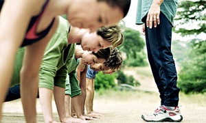 Team Free Fitness: Up to Nine Months of Outdoor Fitness Classes for One or Two with Team Free Fitness (Up to 75% Off)