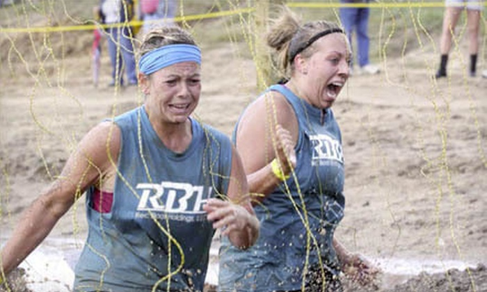 Xtreme Muck Ruck - Cleon: $42 for an Xtreme Muck Ruck Mud Race, T-shirt, and Drink on Saturday, June 22 ($85 Value)