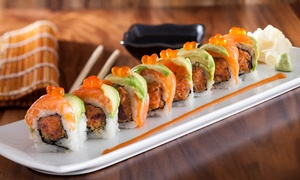 Panda Restaurant: Sushi in formula all you can eat per 2, 4 o 6 persone da Panda Restaurant (sconto fino a 56%)