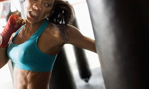 Savage Camp: $32forOne Month of Boot-Camp Classes at Savage Camp ($120Value)