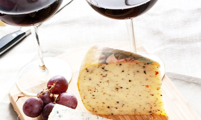 Crossing Vineyards - Crossing Vineyards: Wine Tasting with Cheese-Pairing Presentation for Two or Four at Crossing Vineyards (Up to 50% Off)